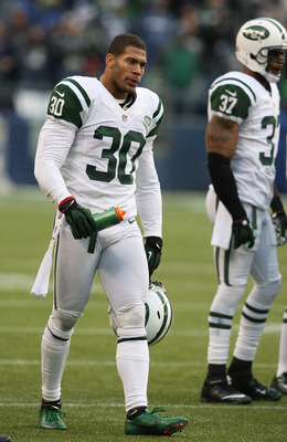 LaRon Landry might be worthy of a franchise tag but his contract prohibits the Jets from using it.