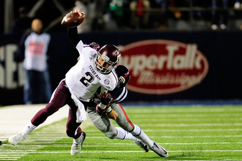 Ole Miss hopes to avenge a tough loss to Manziel in 2012.