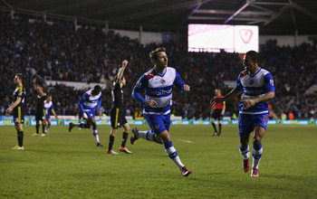 Le Fondre Scoring Against Chelsea