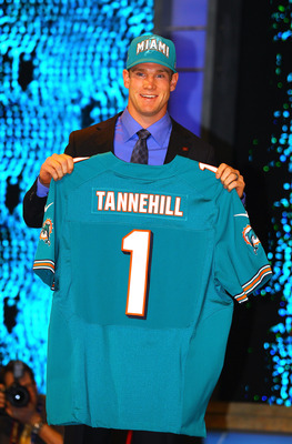 Ryan Tannehill prepped for the 2012 NFL draft with Chris Weinke of IMG