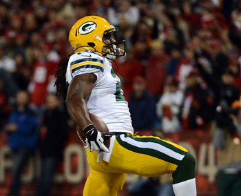 Harris could be a serious threat for the Packers in 2013.