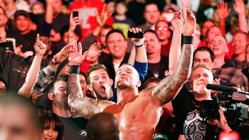 Randy Orton is always in the news...sometimes for better reasons than others. Photo Courtesy of WWE.com