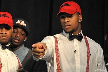 2013 5-star recruit Robert Nkemdiche Via 247Sports