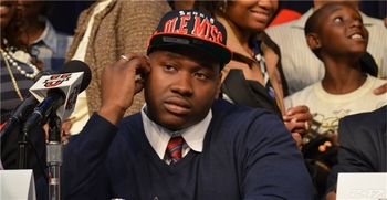 5-star 2013 recruit Laremy Tunsil Via 247Sports
