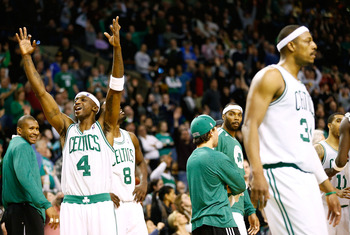 A veteran presence from guys like Jason Terry will help the younger Celtics