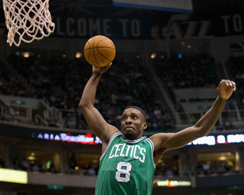 Jeff Green is finally living up to potential