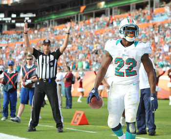 The Miami Dolphins look to be losing its only versatile playmaker in RB Reggie Bush this offseason.