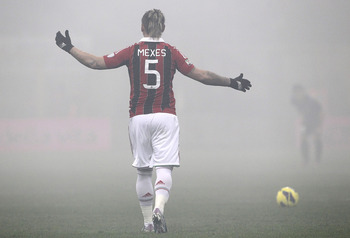 Mexes and the rest of AC Milan's defensive side hold the keys to victory