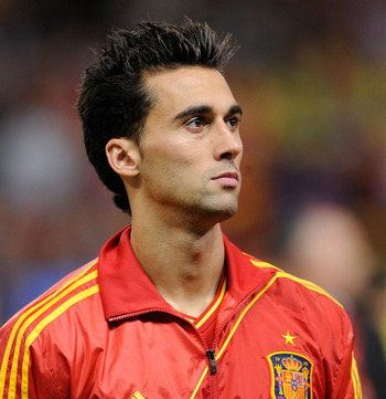 Arbeloa's worth in Spanish national team has been doubted.