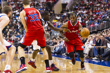 Los Angeles Clippers' Chris Paul