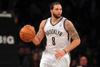 Brooklyn Nets' Deron Williams