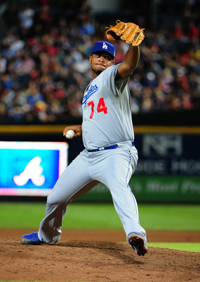 Kenley Jansen would be a top-five fantasy closer if awarded the job.
