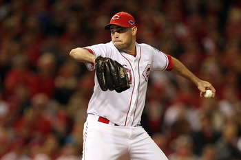 Sean Marshall will be the Reds' go-to bullpen lefty in 2013.