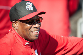 Dusty Baker eyes another division championship in 2013.