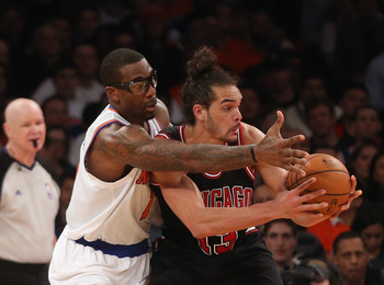 The Bulls' rebounding could prove to be the deciding factor come playoff time.