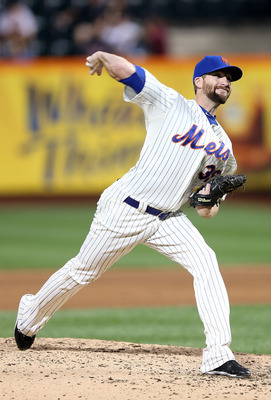 Bobby Parnell could snatch closing duties away from Frank Francisco.
