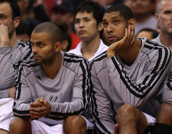 Will the Spurs ever fall off their perch at the top?
