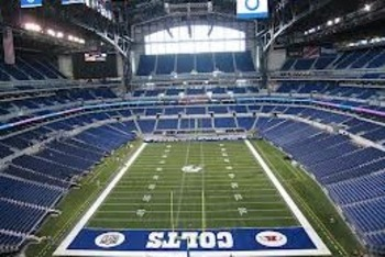 Lucas Oil Stadium: Site of the 2013 NFL Scouting Combine