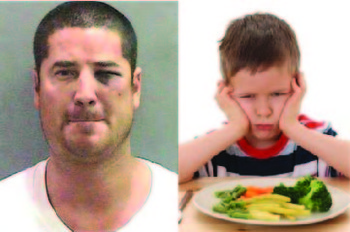 Images via Orange County Police Department and Realfoodmommy.blogspot.com
