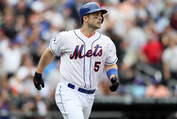 Aside from being the undisputed leader of the Mets' clubhouse, Wright is one of the best fantasy third baseman in baseball.