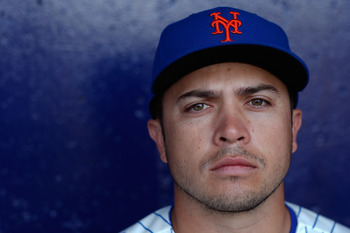 D'Arnaud (above) and Wheeler will be very efficient fantasy producers when they do get their first call-up, but they will both likely not be in the majors over the entire season.