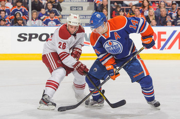 Jordan Eberle is a dynamic scorer who just hasn't found his groove yet this season.
