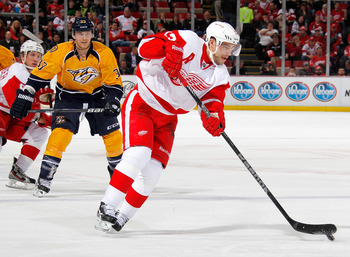 Datsyuk looks to keep a consistent power play