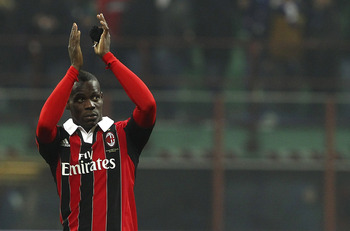 Mario Balotelli has had a good start to his Milan career.