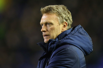 Everton manager David Moyes could leave regardless
