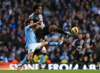 Tom Huddlestone.