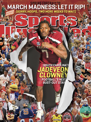 SI cover courtesy GamecocksOnline.com