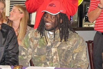Arkansas signee Alex Collins / Photo: 247Sports.com