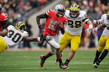 Corey Brown led the Buckeyes in receptions in 2012, but will need to be more explosive in 2013.