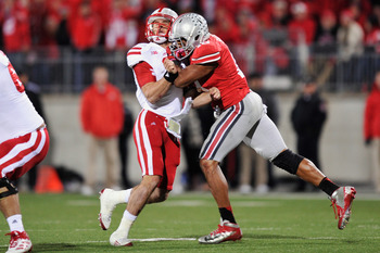 Ryan Shazier will return as Ohio State's top tackler in 2013.
