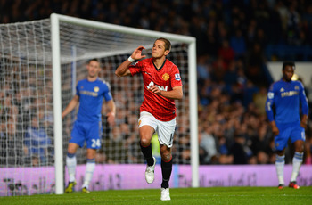 Chelsea will be wary of Chicharito, but expect this one to go to a replay