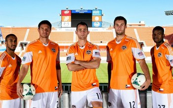 Photo courtesy of the Houston Dynamo Facebook