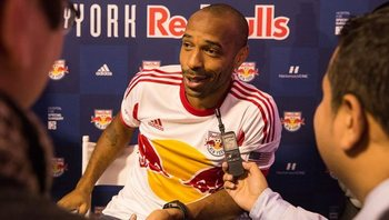 Photo courtesy of New York Red Bulls Facebook