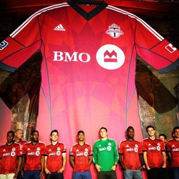 Photo courtesy of Toronto FC Facebook