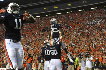 Photo credit: Todd Van Emst / Auburn media relations