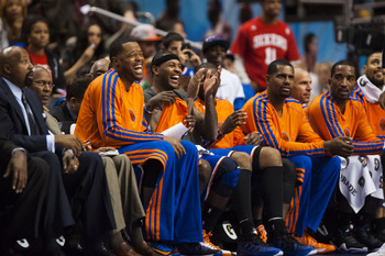 After injuries to Camby and Wallace, the Knicks reserves lack size in the middle.