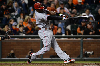 Brandon Phillips is arguably the best second baseman in the National League.