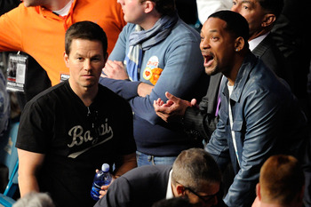 Mark Wahlberg and Will Smith
