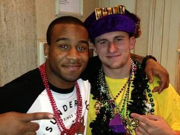 Manziel and Nkemdiche have become friends away from football.