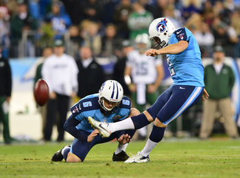 Rob Bironas is one of a number of 2013 free-agent kickers.