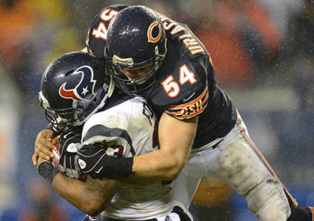 Will 2013 be the last ride for Brian Urlacher?