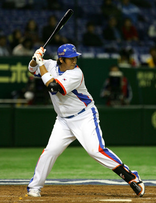 Lee Dae-ho will look to help South Korea avenge its 2009 WBC loss to Japan in the finals. Photo courtesy zimbio.com