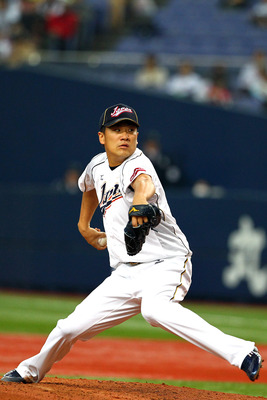 Masahiro Tanaka will lead a talented Japanese starting rotation.