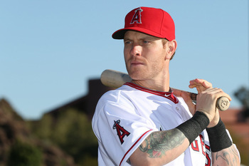 Hamilton will bat behind Pujols in the Angels' lineup.