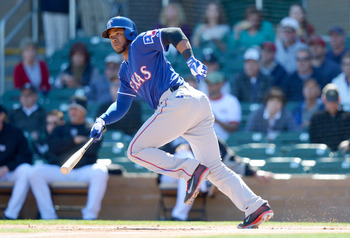 Elvis Andrus' excuse to sit out a game was laughable.