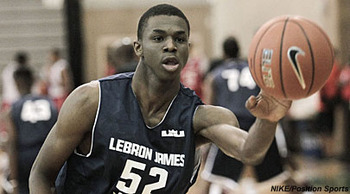 "The 6'7"" forward has quickly become a household name. (Rivals.com)"
